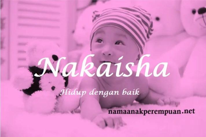 arti nama Nakaisha