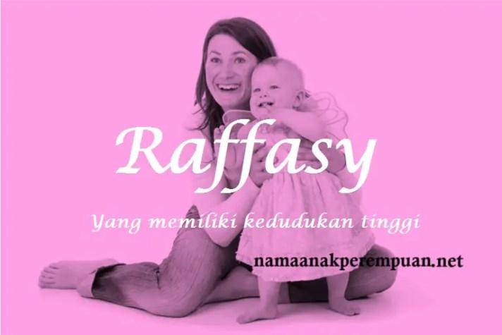 arti nama Raffasy