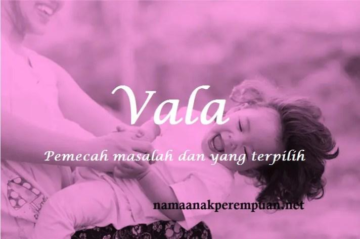 arti nama Vala
