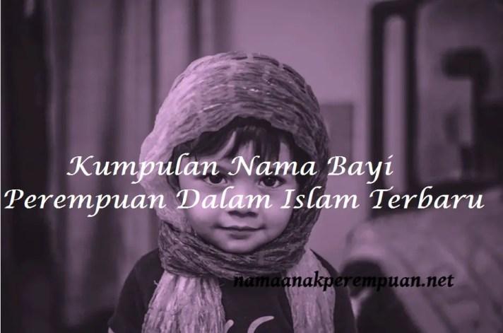 Nama Bayi Perempuan Dalam Islam