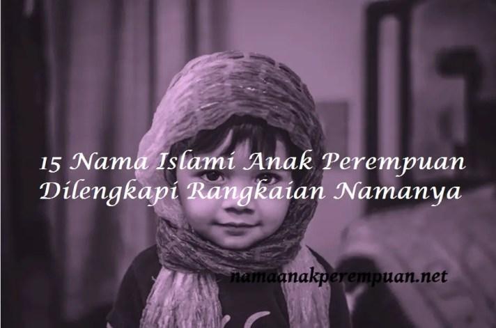 Nama islami anak perempuan