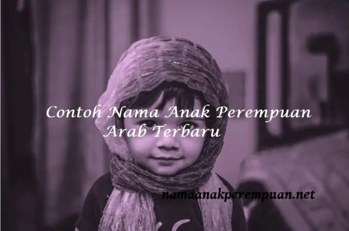 Nama Anak Perempuan Arab