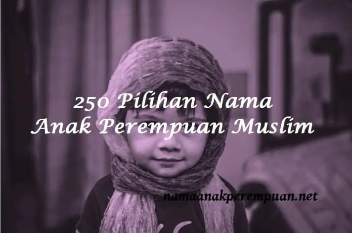 Nama Anak Perempuan Muslim