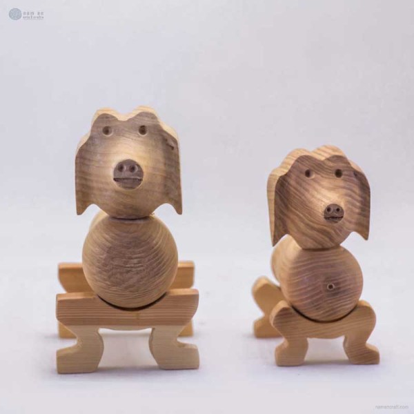 NA-a-truthful-friend-wooden-puppy-figurine-crafts-and-gifts-home-decor-wooden-animal-figurines