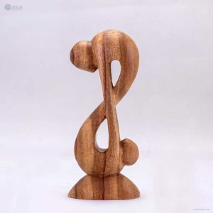 NA-eternity-wooden-handmade-abstract-sculpture-gift-art-home-decor-figurine-love-collection
