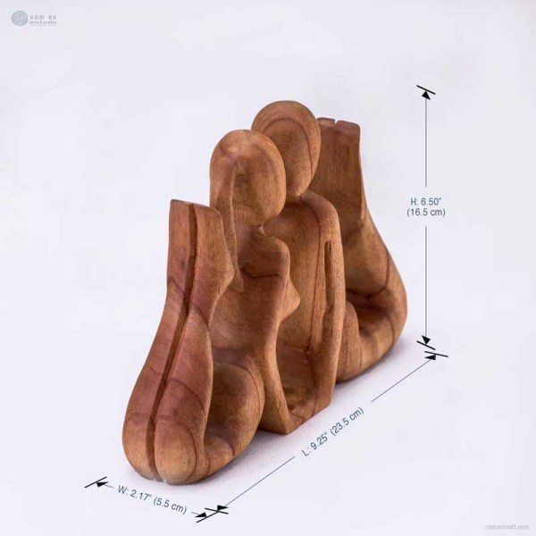 NA-face-to-face-wooden-handmade-abstract-sculpture-gift-art-home-decor-figurine-love-collection