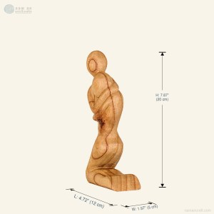 NA-embracing-hands-wooden-handmade-abstract-sculpture-gift-art-home-decor-figurine-love-collection-made-by-artist-nguyen-thanh-vy