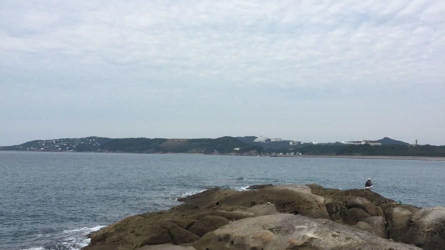 富田川河口丸山の釣り場紹介(和歌山南紀)ベイトが豊富なエギングショアジギング地磯