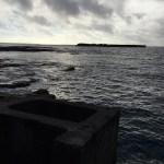 亀津港の釣り場紹介(鹿児島徳之島)フェーリー乗り場ですぐGT狙い