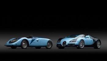 2017 Bugatti Veyron Grand Sport Vitesse Meo Costantini Namaste Car