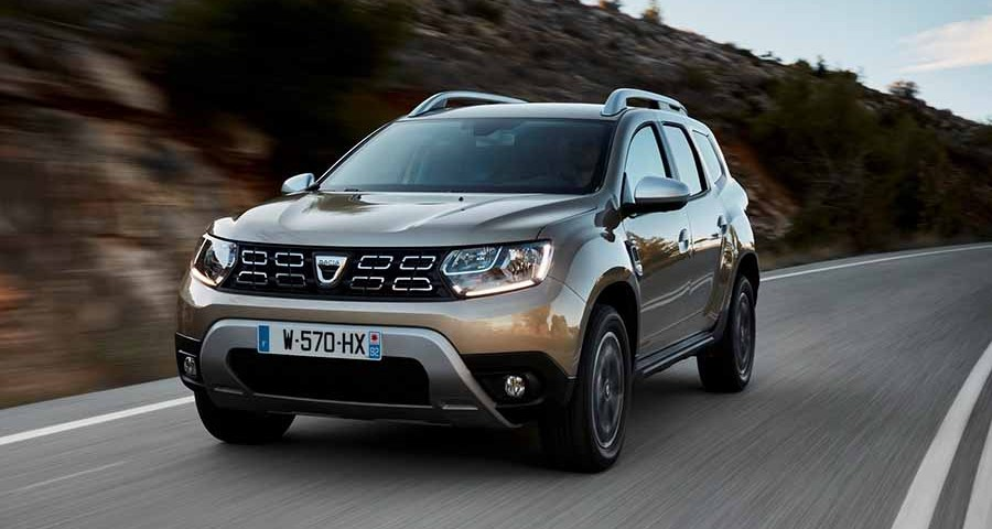 2018 dacia duster namaste car. Black Bedroom Furniture Sets. Home Design Ideas