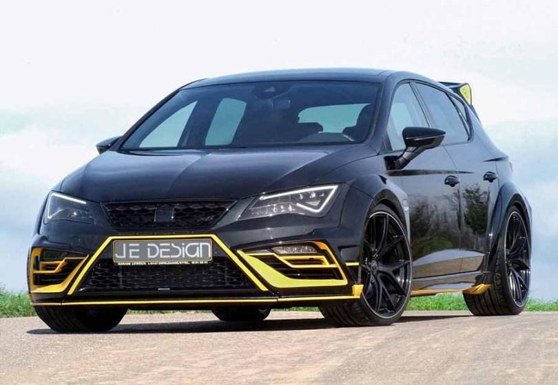 seat leon cupraje design - namaste car
