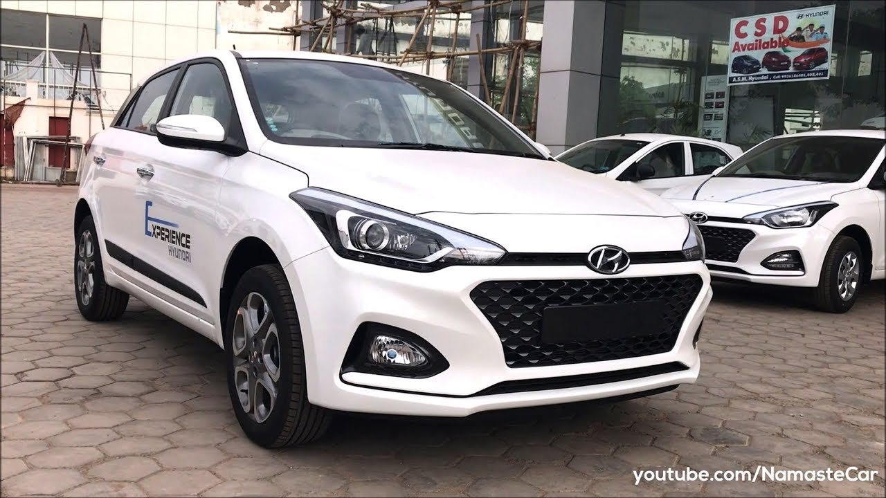 Hyundai Elite I20 Gb Asta O 2018 Review Specs And Details In