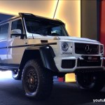 Mercedes Benz G63 Amg 6x6 Maybach G650 Landaulet 2018 Review Specs And Details In Hindi Namastecar