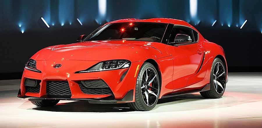 2020 Toyota Gr Supra Namaste Car