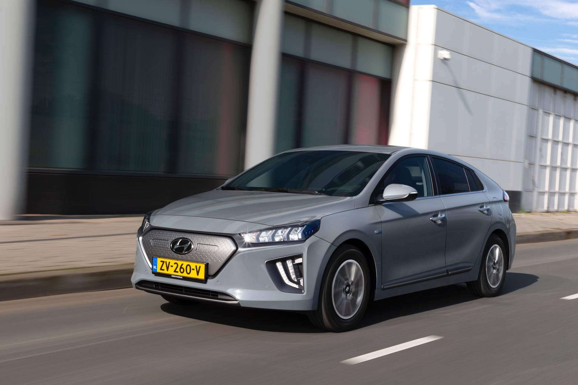 2020 Hyundai Ioniq Electric Namastecar