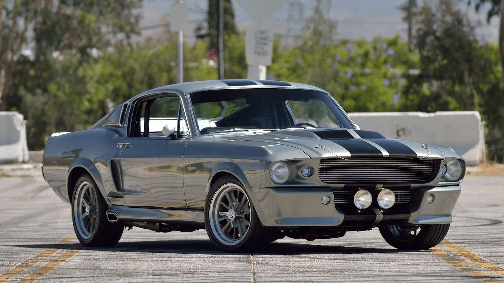 1967 Ford Mustang Shelby GT500 Eleanor - Namaste Car