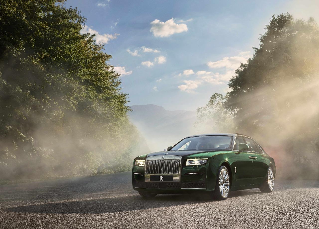 After Phantom Rolls Royce Ghost Extended Has The Most Rear Legroom Namastecar