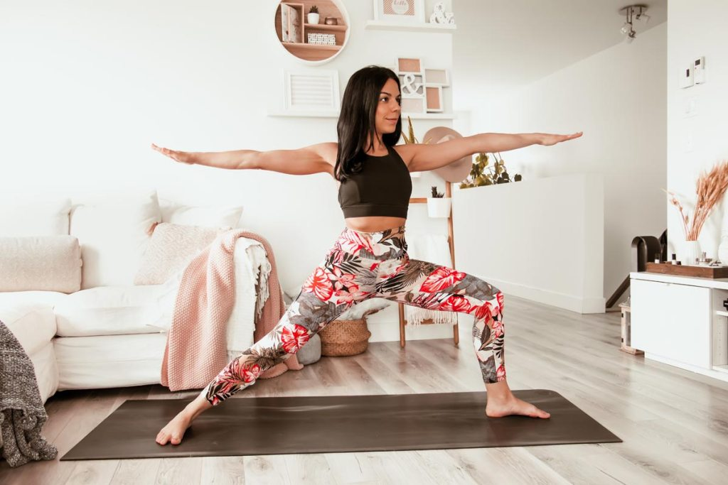 Routine de yoga pour améliorer la souplesse des hanches | Namasté & Coco Latté