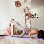 Routine de yoga pour chasser les blues de novembre | Namasté & Coco Latté