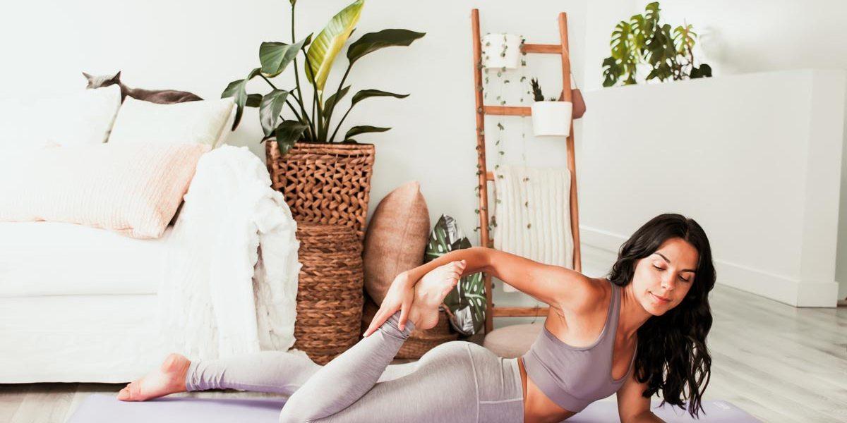 Yoga pour les «pas souples» : étirer les quads