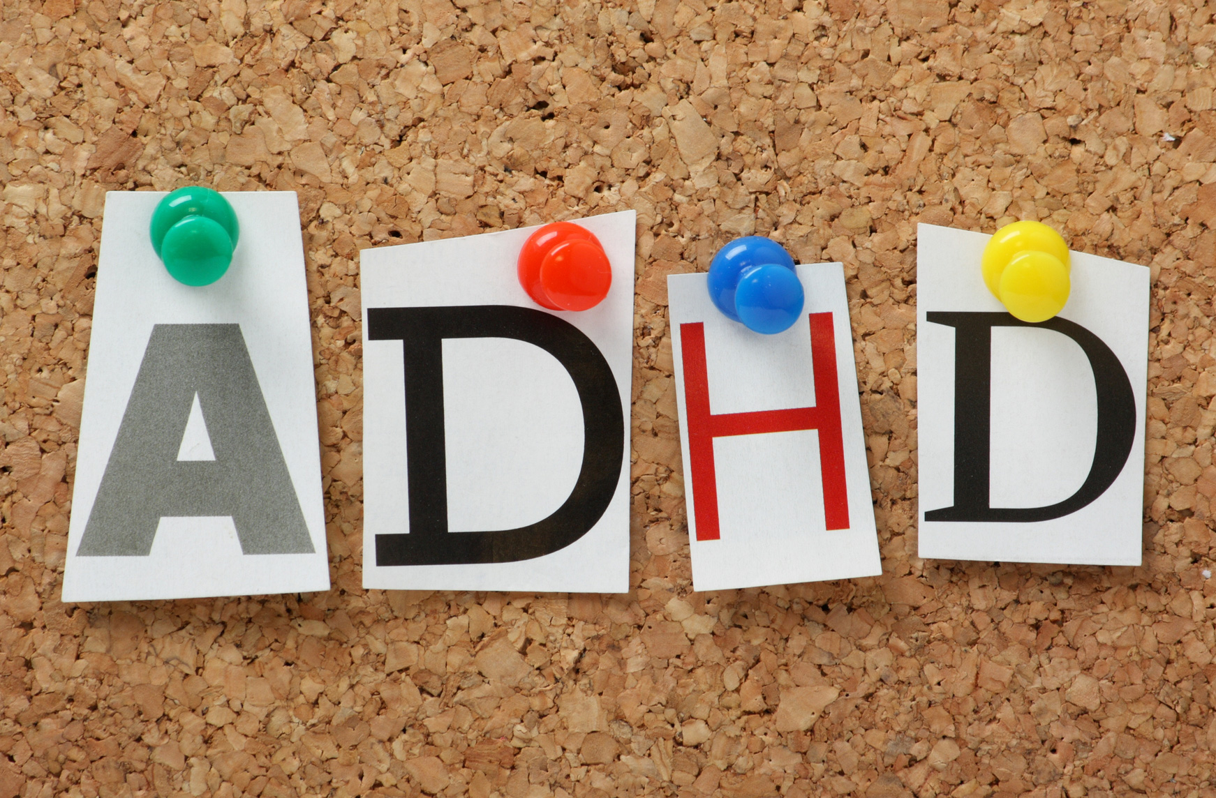 attention deficit disorder adhd on corkboard image namaste family services