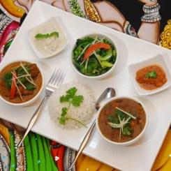 Daal Bhaat Platter