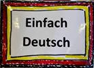 Deutsch einfach