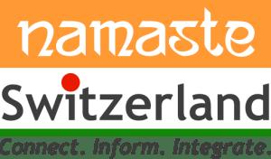 Logo of Namaste Switzerland