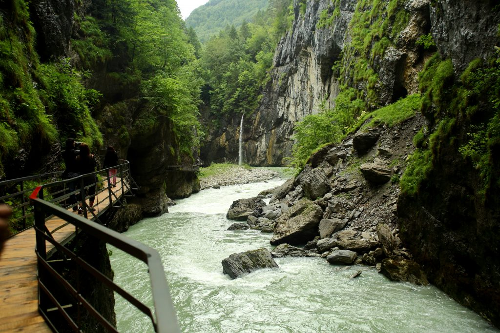 Photo of Aare Gorge