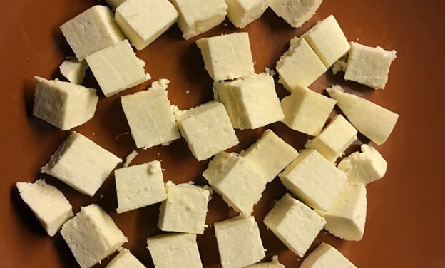 The perfect homemade Paneer