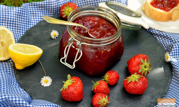 Pick Your Own Strawberries and make a Jam