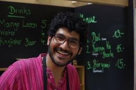 Photo of Guru Joshi