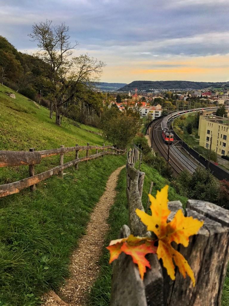 Scenic views at Brugg