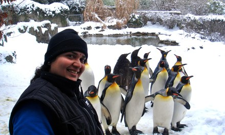 Caring for Happy Feet – Lakshmi Natarajan