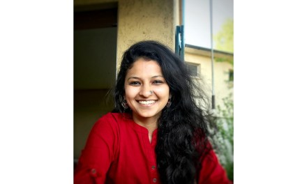 The Architect of her Future – Ankita Thaker