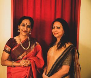 Bombay Jayashri with Aparna Raghavan