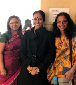 Bombay Jayashri with Manasa Mukka and Keerthana Nagarajan