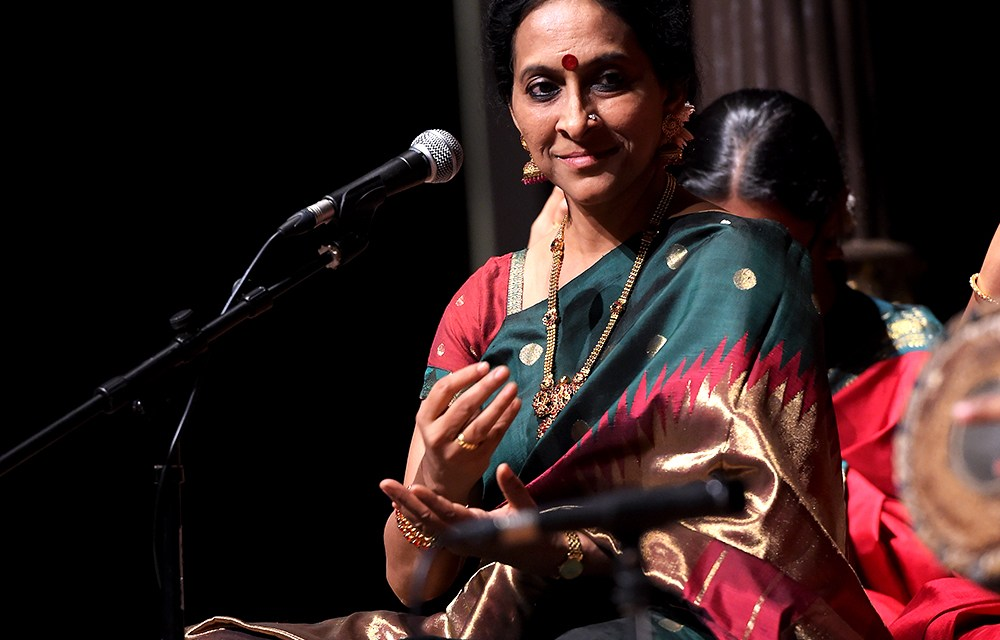 An Evening with musical legend Bombay Jayashri