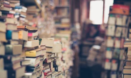 On a nostalgic trip through books