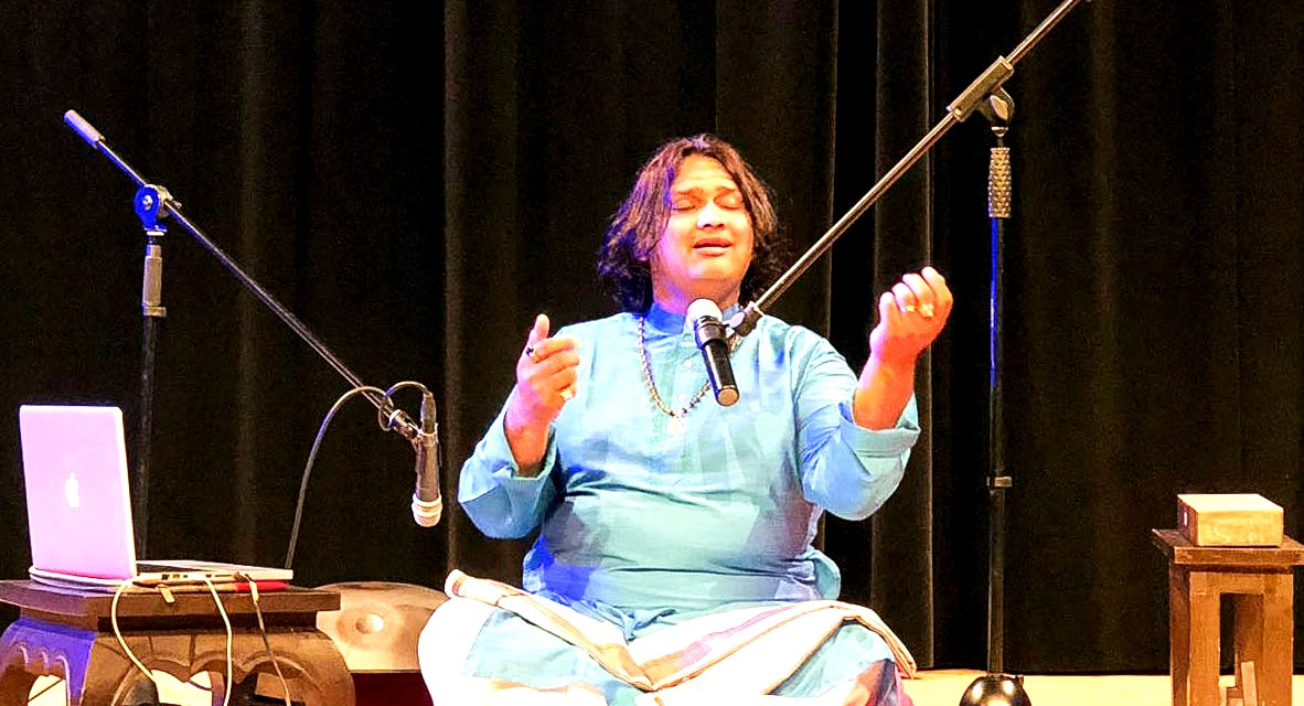 Mahesh Vinayakram in Concert