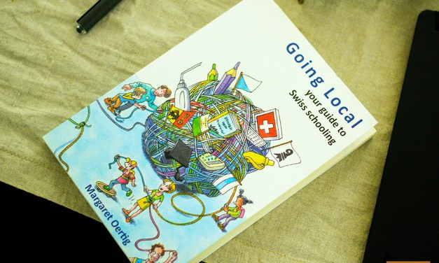 Book Review: 'Going Local – your guide to Swiss schooling'