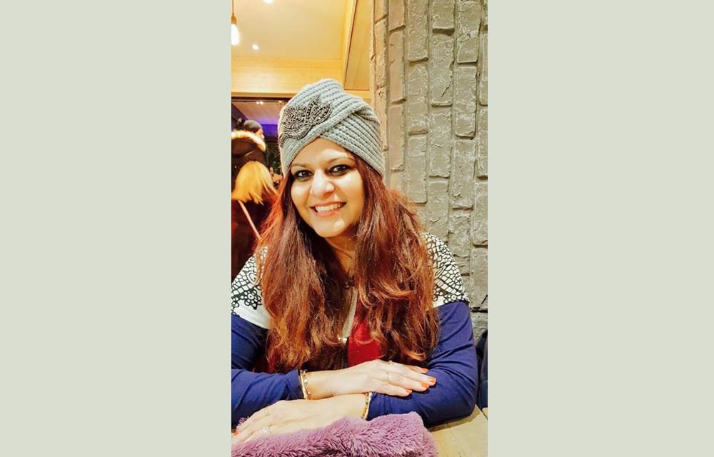 Candid and charismatic: Ruby Bakshi Khurdi
