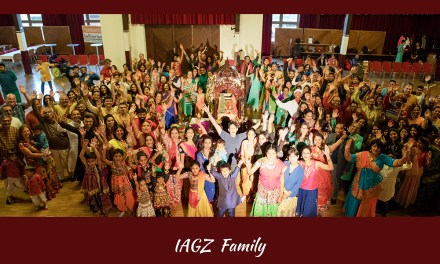 IAGZ Garba-Dandiya 2018 – see it in pictures!