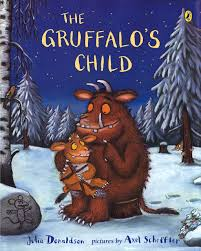 Photo of the book - Gruffalo's Child