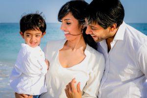 Photo of Smriti Kapoor, Dilip Vimalaserry and Ayaan