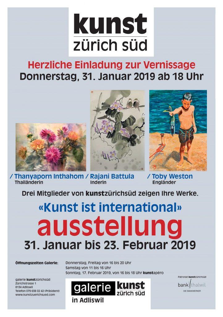 Einladungen Februar 2019