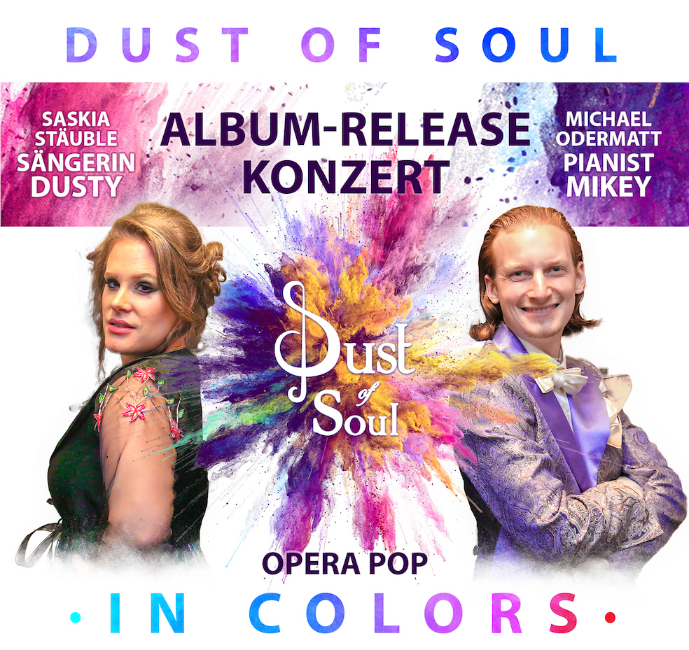Photo of Dust of Soul Album Release Concert in Luzern