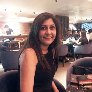 Manisha Dadlani-Kriplaney