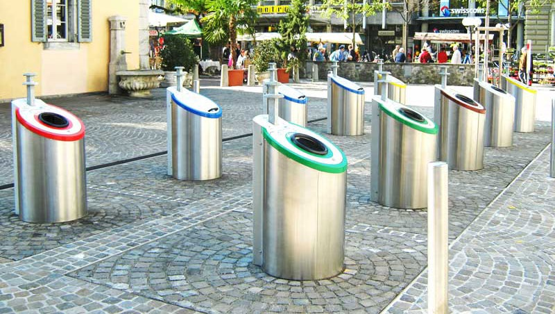 Waste Disposal and Recycling in Switzerland
